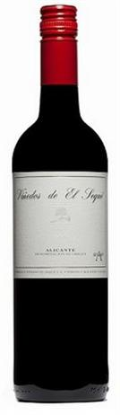 Vinedos de El Seque Alicanto Tinto